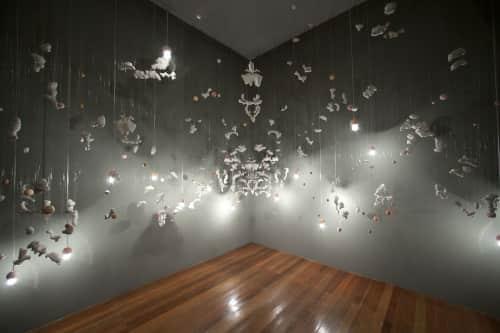 Jeanne Quinn - Sculptures and Public Mosaics