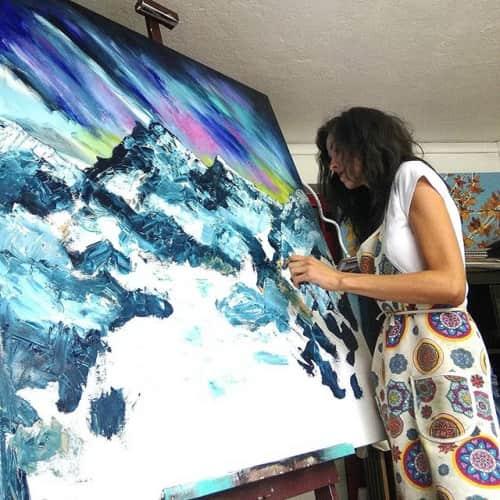 Lucy Oak Art Studio - Paintings and Art