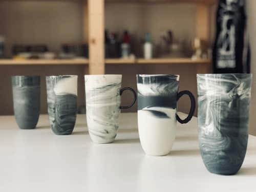Busra Mert Artworks - Cups and Tableware