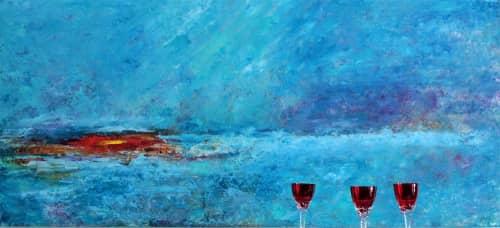 Marina May Raike - Paintings and Art