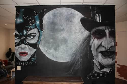 Zephyr Studios - Murals and Art