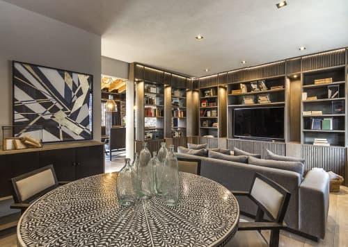 OLGA HANONO - Interior Design and Art Curation