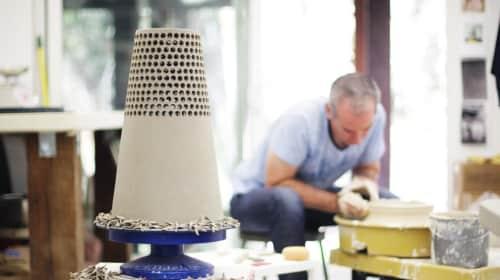 Ryan Mennealy Ceramics - Lamps and Lighting