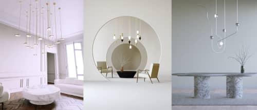 Ovature Studios - Chandeliers and Lighting