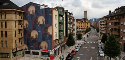 Colectivo Licuado - Murals and Street Murals