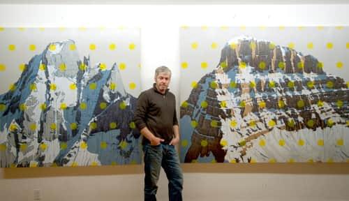David Pirrie - Paintings and Art