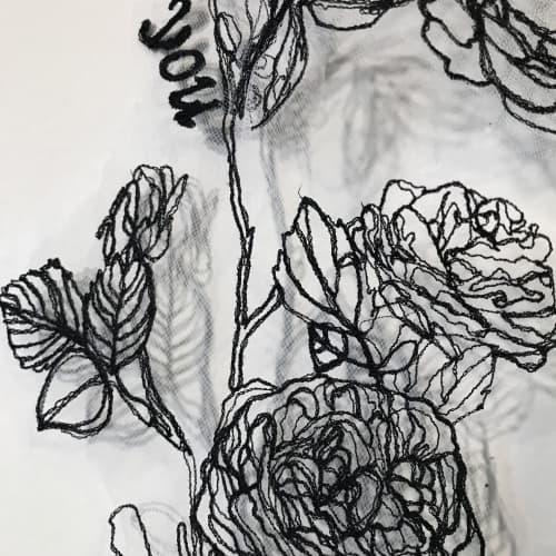 Kate Burke - Wall Hangings and Art