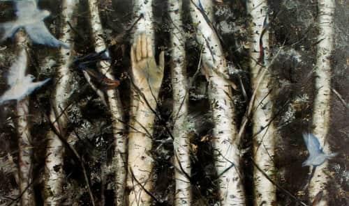 Audrey Frank Anastasi - Paintings and Art