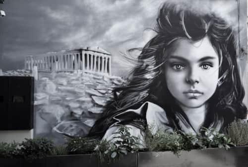 SimpleG - Street Murals and Public Art
