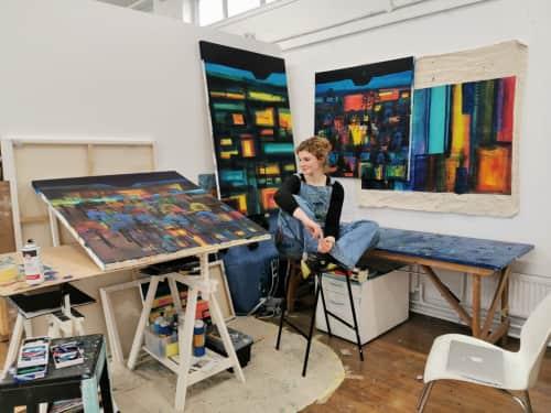 Erraid Gaskell Art - Paintings and Art