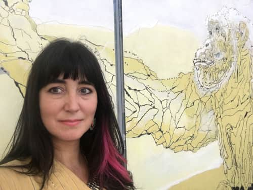 Ytaelena - Murals and Art