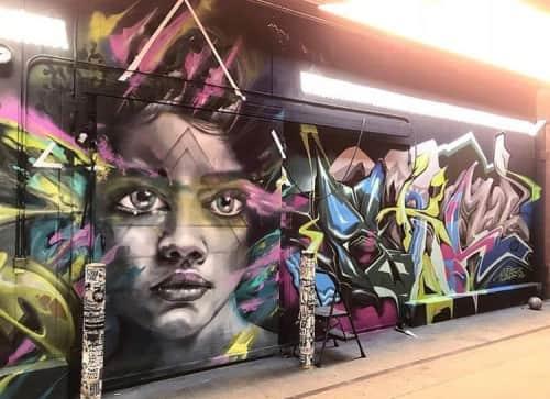 Yanoe - Art and Street Murals