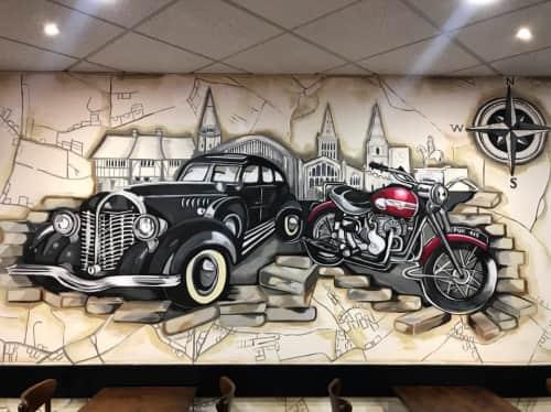 Katie O Art - Murals and Art