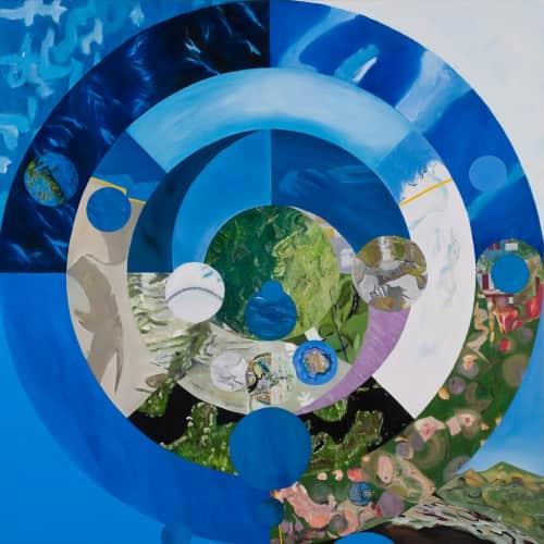 Susan Q Brown - Paintings and Art