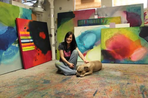 Mel Rea - Paintings and Art