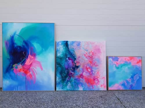 Jessica Swan - Paintings and Art