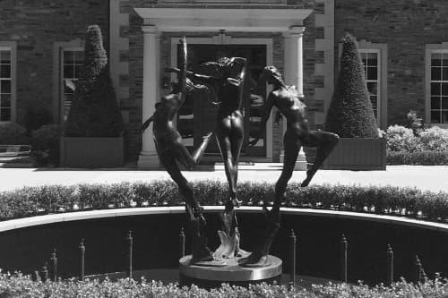 Carl Payne - Public Sculptures and Public Art