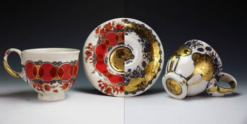 Melanie Sherman Ceramics & Jewelry - Art and Lamps