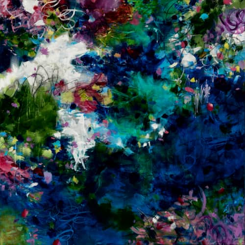 Paulette Insall, Portland Contemporary Artist - Paintings and Art