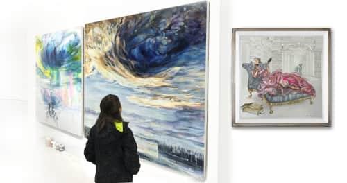 Karen Lorena Parker Contemporary Art - Paintings and Art Curation