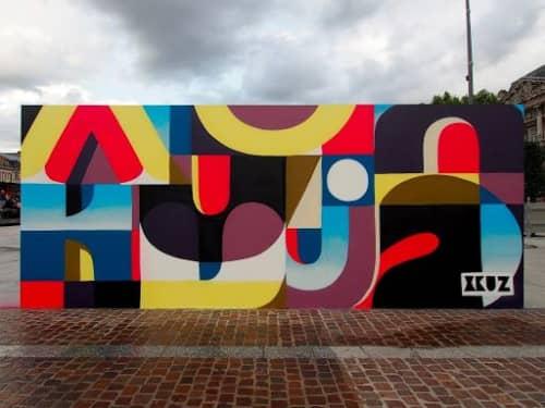 Xkuz - Street Murals and Murals