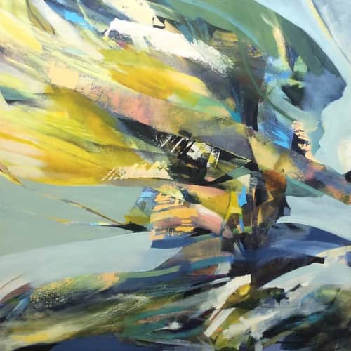 Shawn Meharg - Paintings and Art