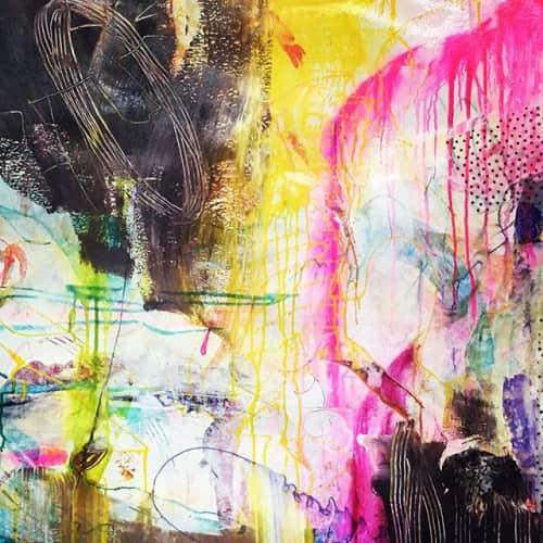 Tachina Rudman-Young - Paintings and Art
