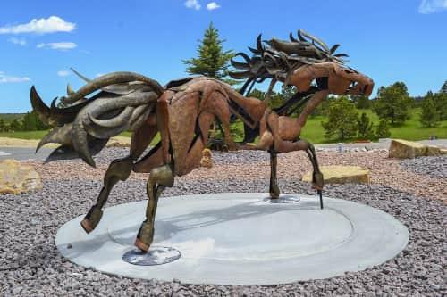 Bliss Studio & Gallery, Jodie Bliss - Public Sculptures and Public Art