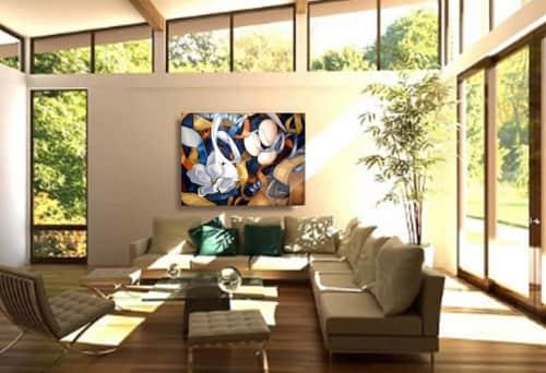 Holly Van Hart - Paintings and Art