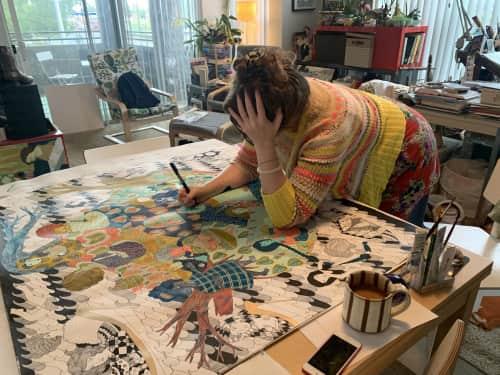 Erika Rier - Murals and Art