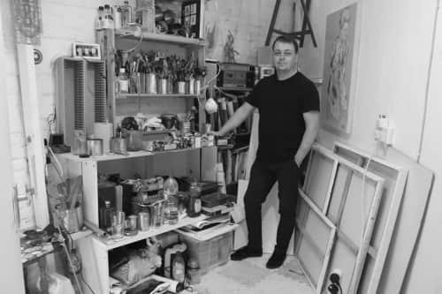 Kevin M Gavaghan - Paintings and Art