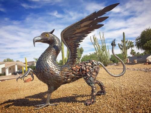McCallister Sculpture - Public Sculptures and Public Art