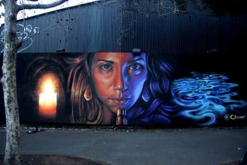 Pete Cto - Murals and Street Murals