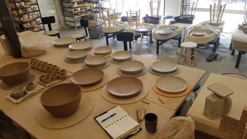 Dowd House Studios - Tableware and Pendants
