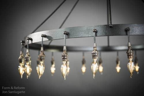 Form & Reform - Lighting and Art