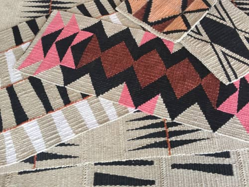 TANU handwoven textiles - Rugs & Textiles and Wall Hangings