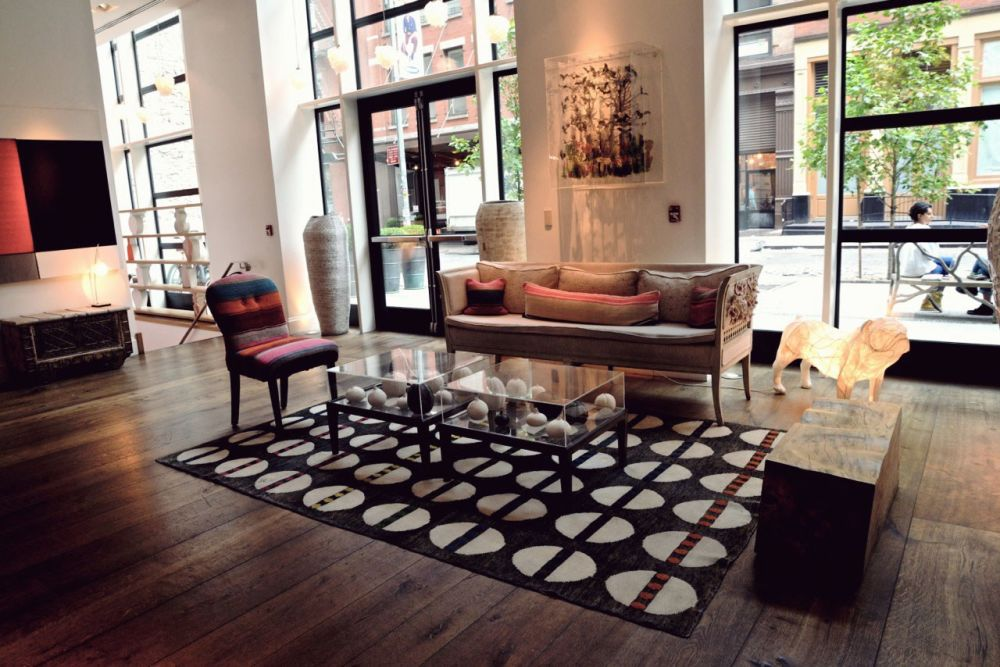 Explore Crosby Street Hotel Design And Art Wescover