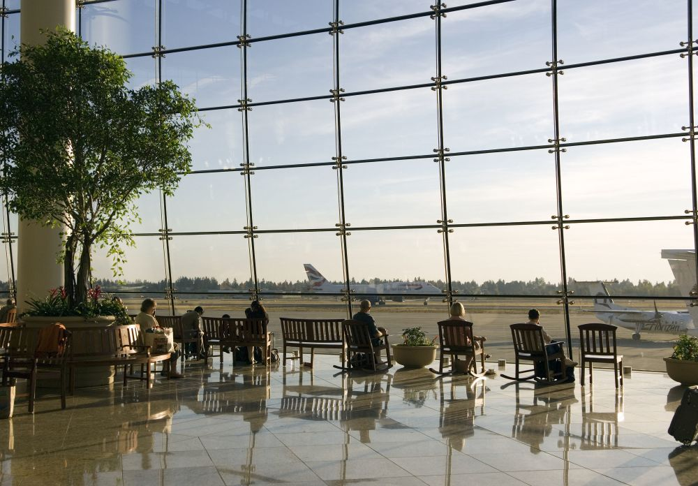 Explore Seattle-Tacoma International Airport Design and ...
