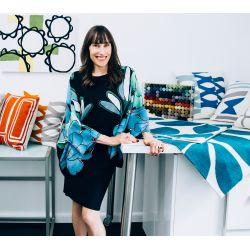 Judy Ross (of Judy Ross Textiles)