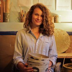 Ariela Kuh (of ANK Ceramics)