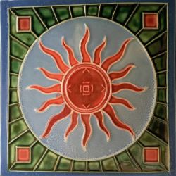 Topanga Art Tile