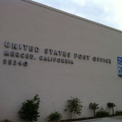 Merced Post Office, Merced, CA
