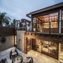 Schindler Beach House, La Jolla CA