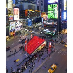 Time Square, Father Duffy Square