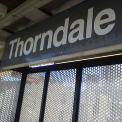 Thorndale Red Line Station, Chicago