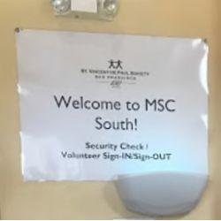 MSC Homeless Shelter