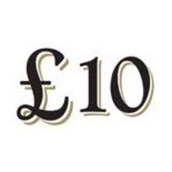 £10 (Ten Pound Bar)