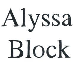 Alyssa Block