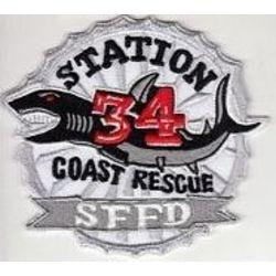 Explore San Francisco Fire Department Station 34 Design And Art