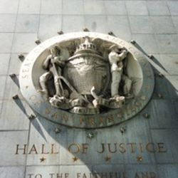 Hall of Justice, San Francisco